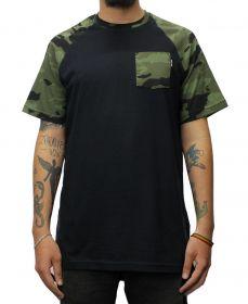Camiseta Drop Dead Conquest preta
