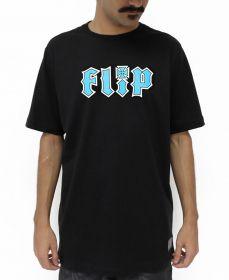 Camiseta Flip HKD PLUS Preta