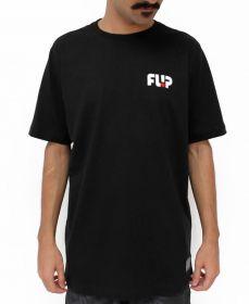 Camiseta Flip Odyssey Chest Preta