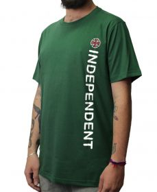 Camiseta Independent Directional  Verde