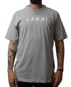 Camiseta Lakai Swift Cinza