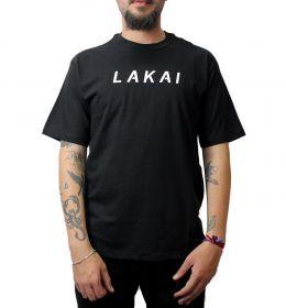 Camiseta Lakai Swift Preta