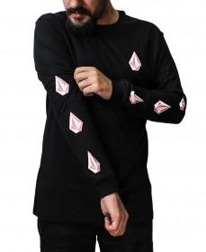Camiseta Manga Longa Volcom Stones
