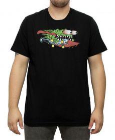 Camiseta Santa Cruz Slasher Preta