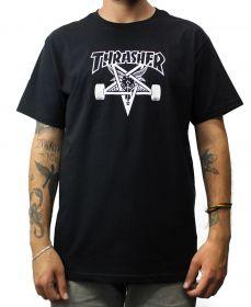Camiseta Thrasher Magazine Goat Preta