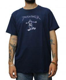 Camiseta Thrasher Magazine GONZ Marinho
