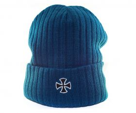 Touca Independent Cross Ribbed Azul