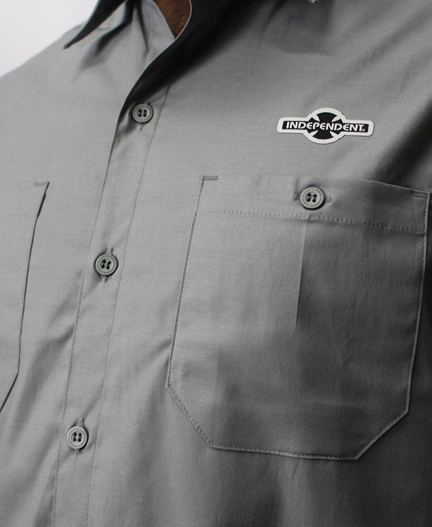 Camisa Independent OGBC Work Cinza