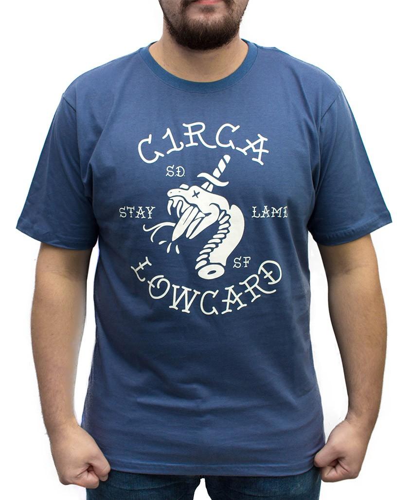 Camiseta C1rca X Lowcard Azul