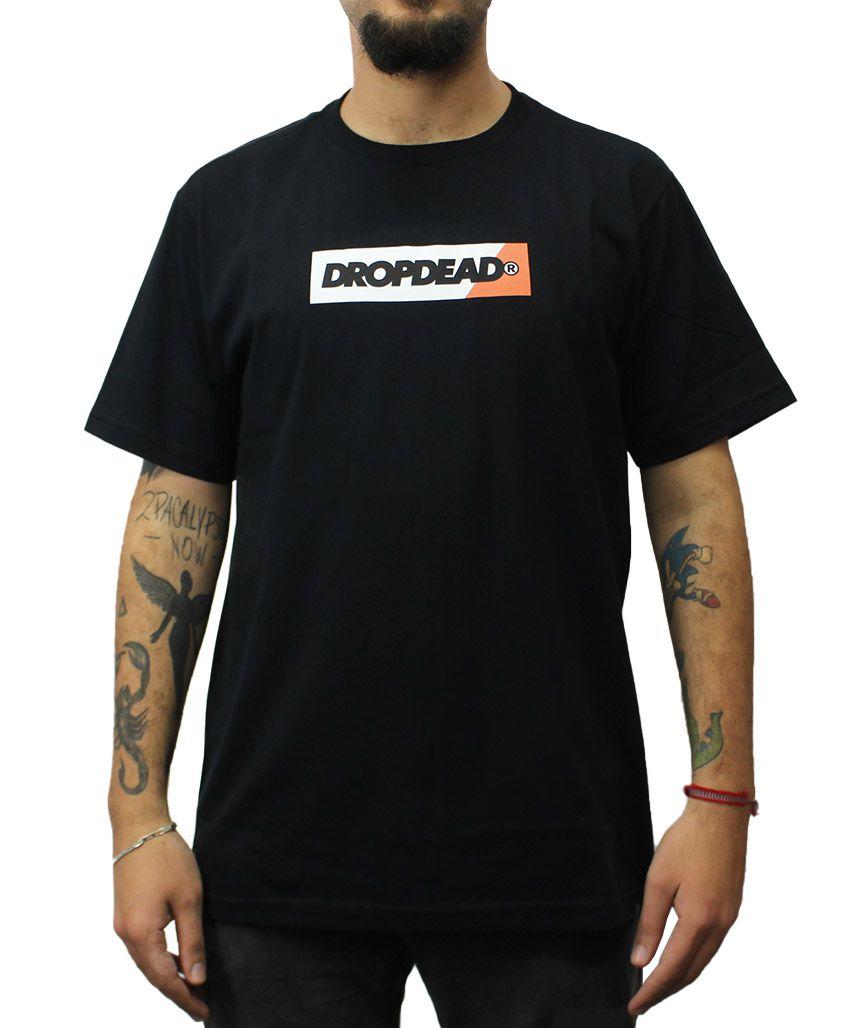 Camiseta Drop Dead Alcalina
