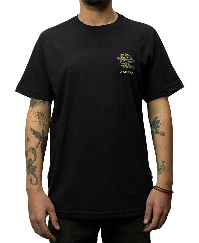 Camiseta Drop Dead Dragon Soul