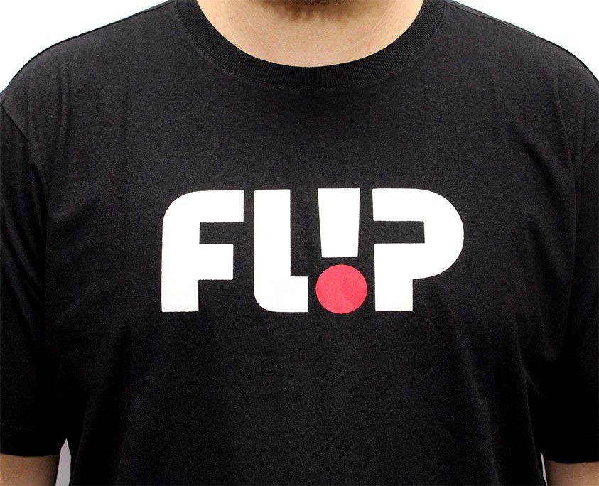 Camiseta Flip Odyssey Preta