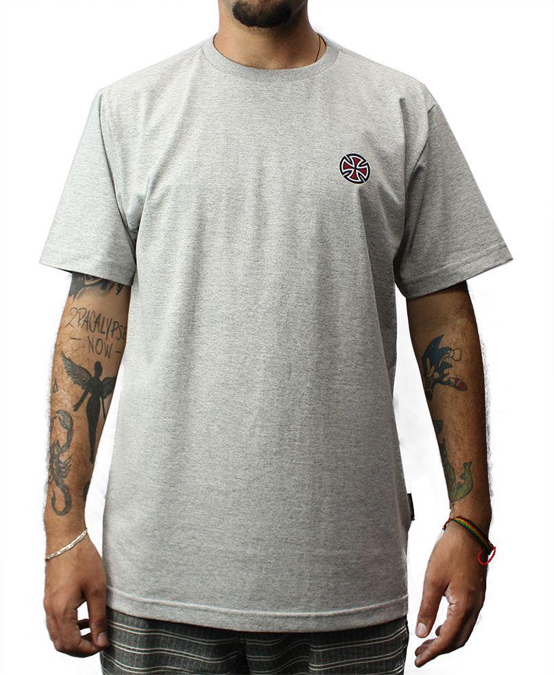 Camiseta Independent 4 Tier Cross Bottom