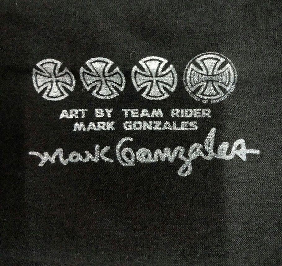 Camiseta Independent Gonz Stud