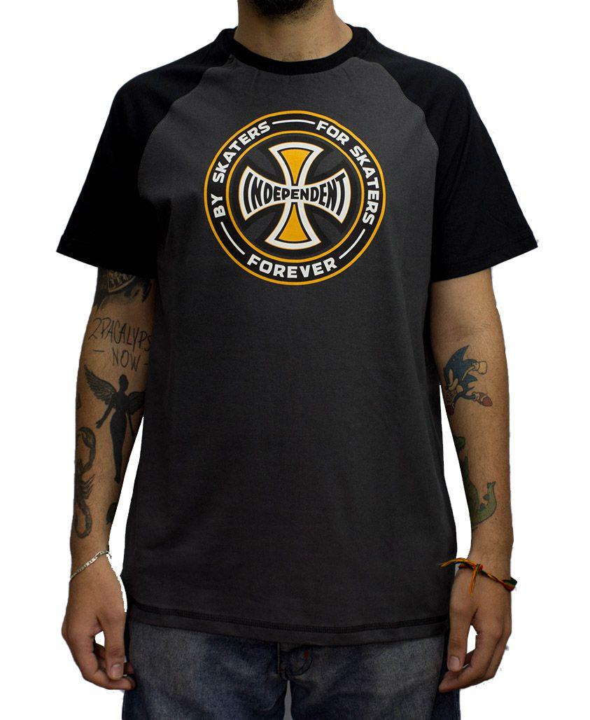 Camiseta Independent Raglan Forever