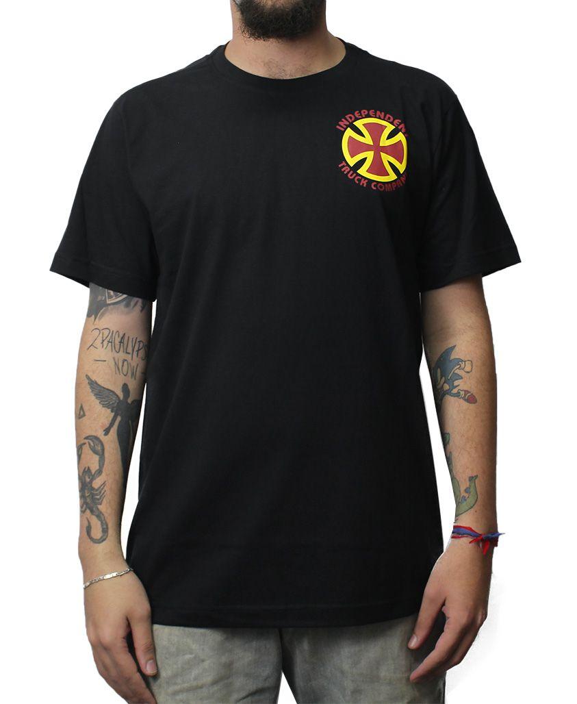 Camiseta Independent Stage Preta