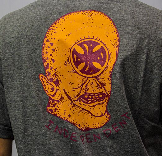 Camiseta Independent Stearns Cyclops