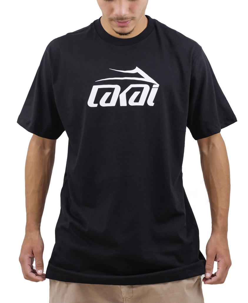 Camiseta Lakai Basic Preta
