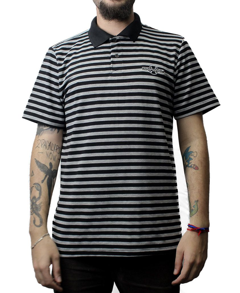Camiseta Polo  Independent Method