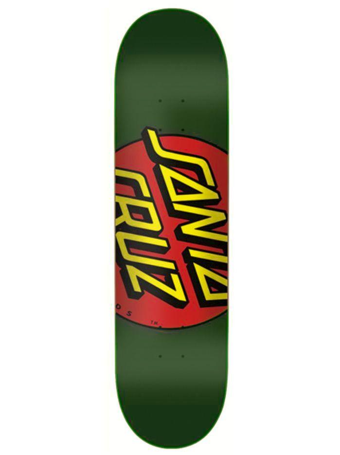 Shape Santa Cruz Powerlyte 8.5 Big Dot Verde
