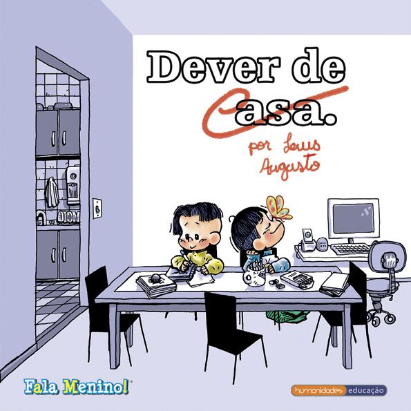 """""""Dever de Casa"""" – Luis Augusto"""