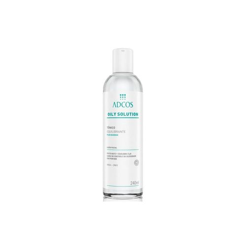 Adcos Oily Solution Tônico Equilibrante - 240ml