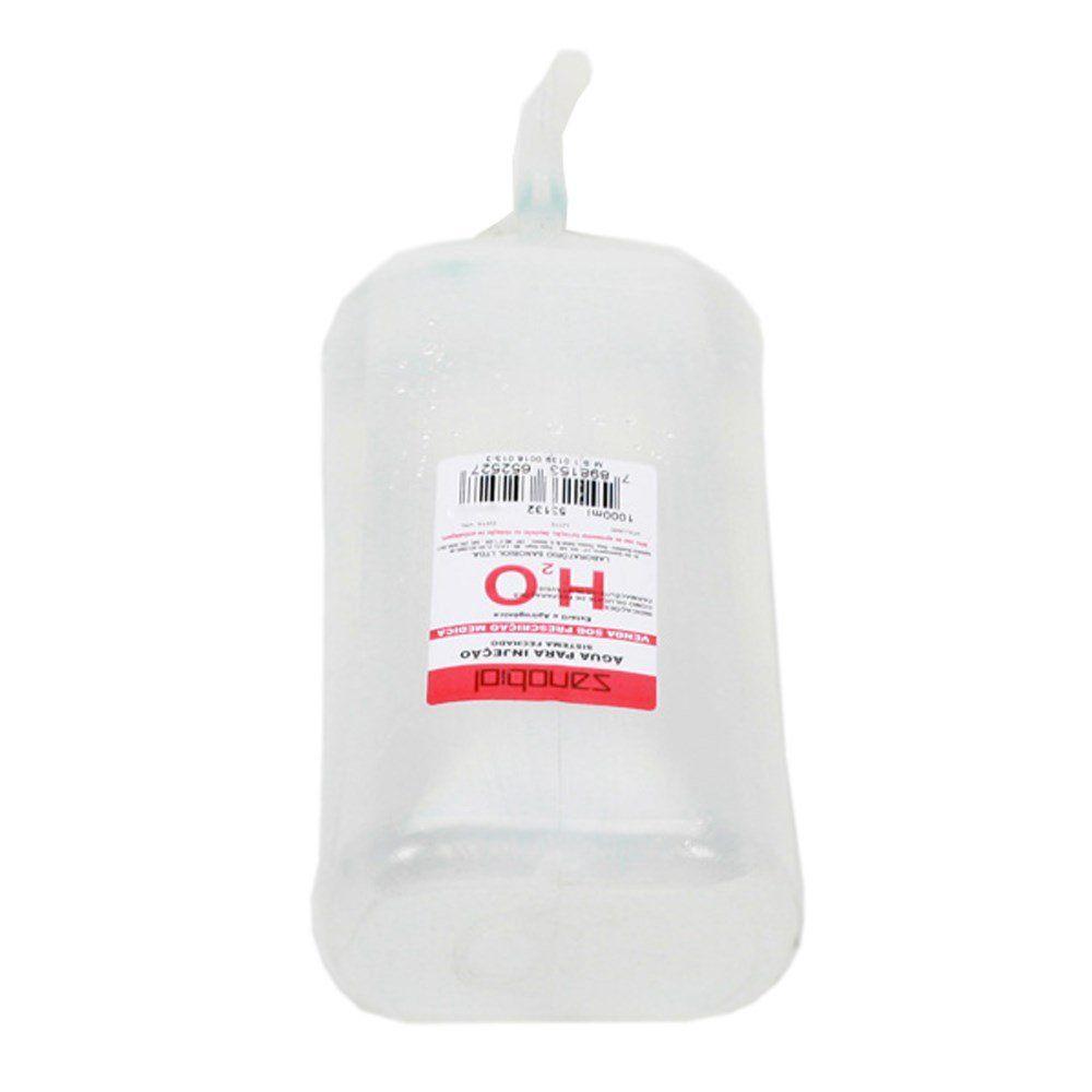 Água Destilada (Água para Injeção) - Herlau Atacadista