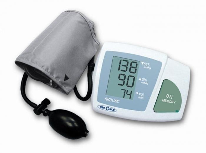 Aparelho de Pressão Digital de Pulso - PRO CHECK