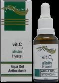 Aqua Gel Facial com Vitamina C, Alistin e Hyaxel 30ml Bioexotic