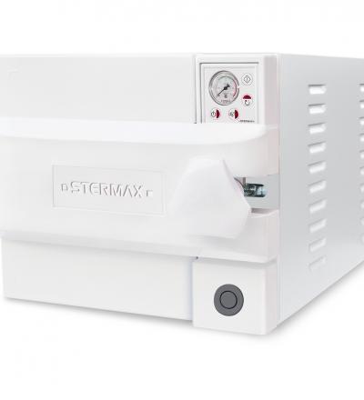 Autoclave Box Analógica Ciclo Silencioso 21 Litros - Stermax