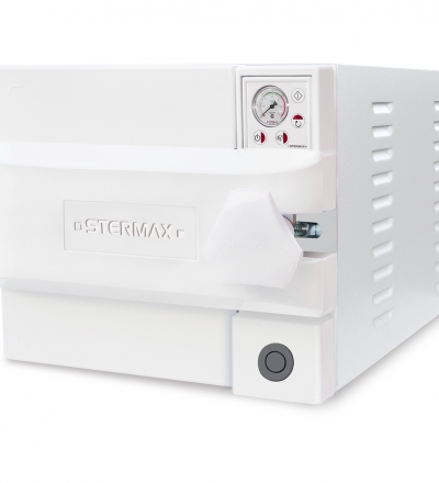 Autoclave Box Analógica Ciclo Silencioso 75 Litros - Stermax