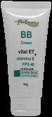 BB Cream FPS 40 com Vital ET e Vitamina E 60g Bioexotic