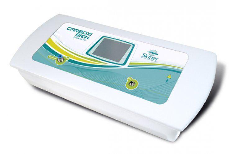 Carboxi Skin Portátil  Aparelho de Carboxiterapia -  Skiner