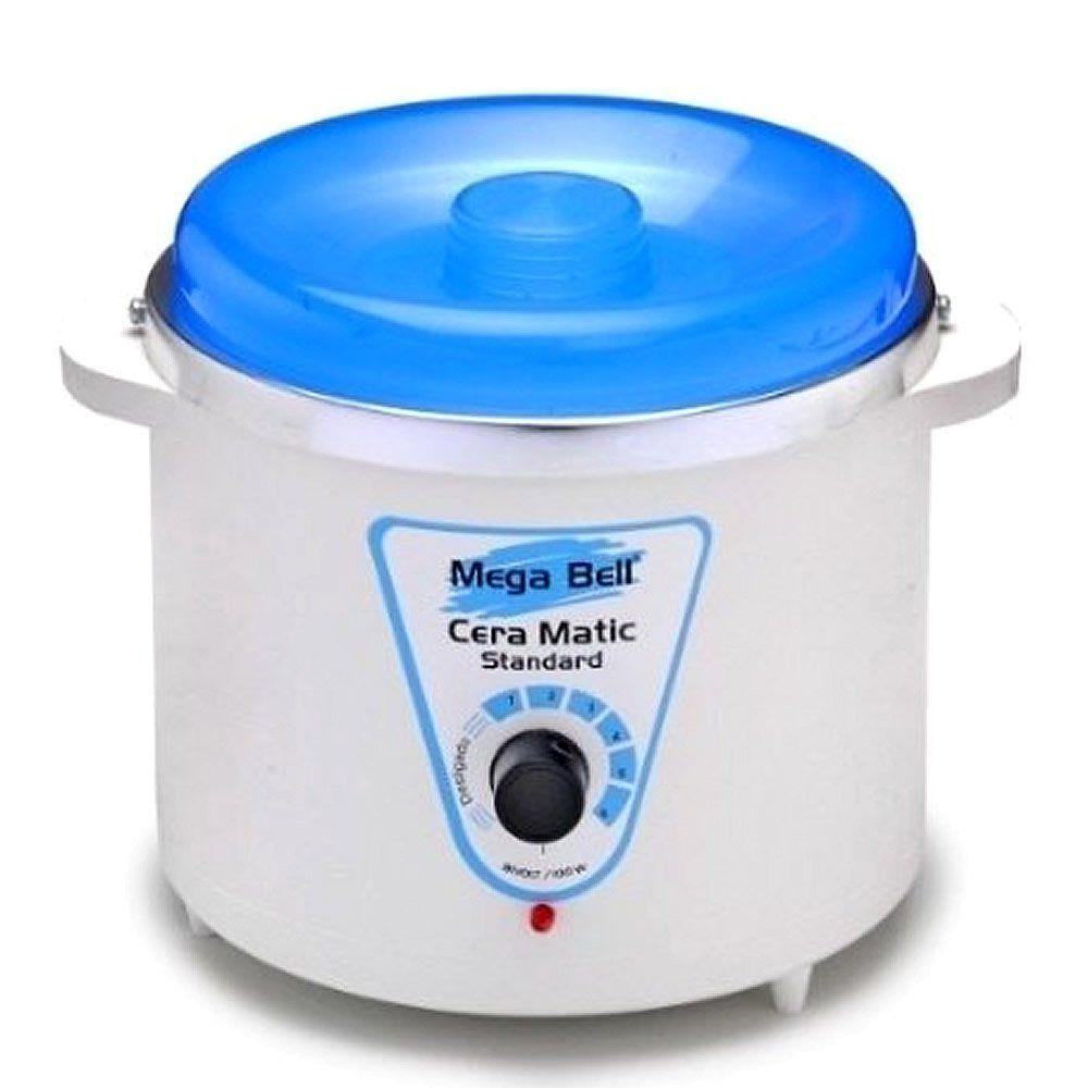 Termocera Aquecedor - Cera Matic Standard - 700g - Mega Bell