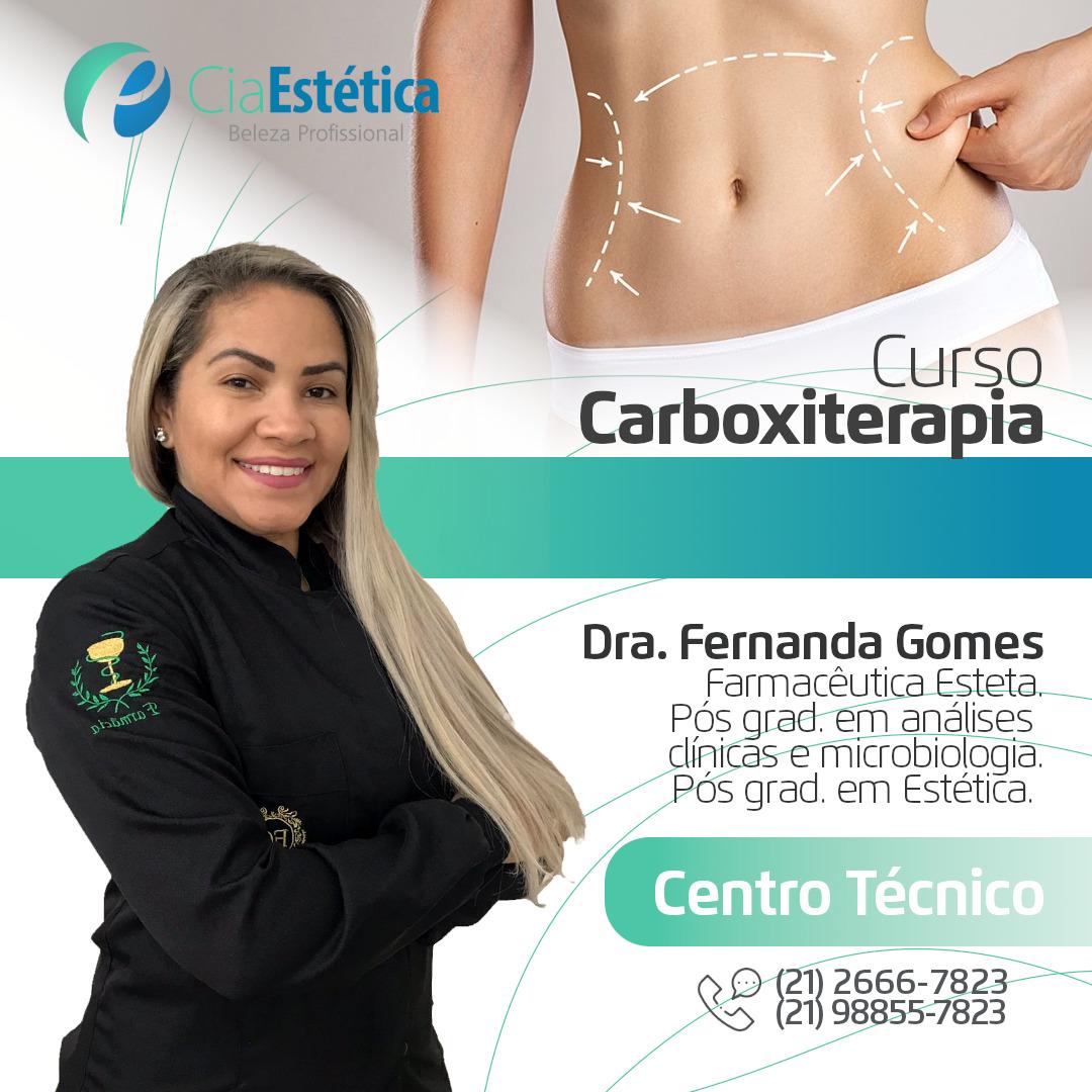 Carboxiterapia  para Estetecistas Master Training