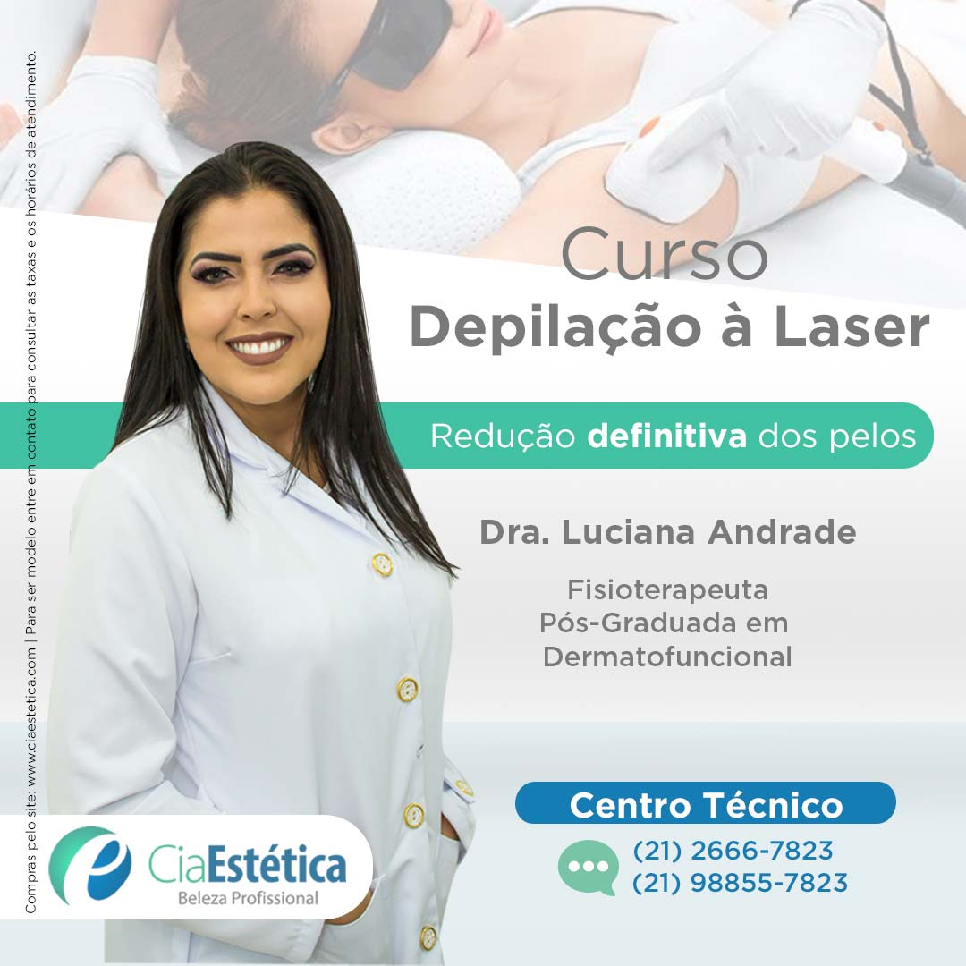 Curso de Depilação à Laser