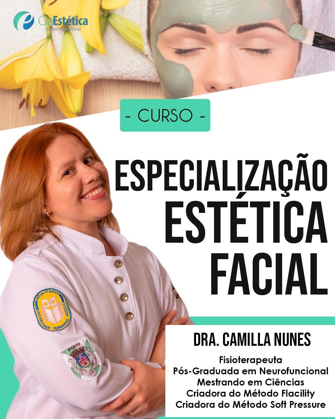 Curso de Especialização Estética Facial