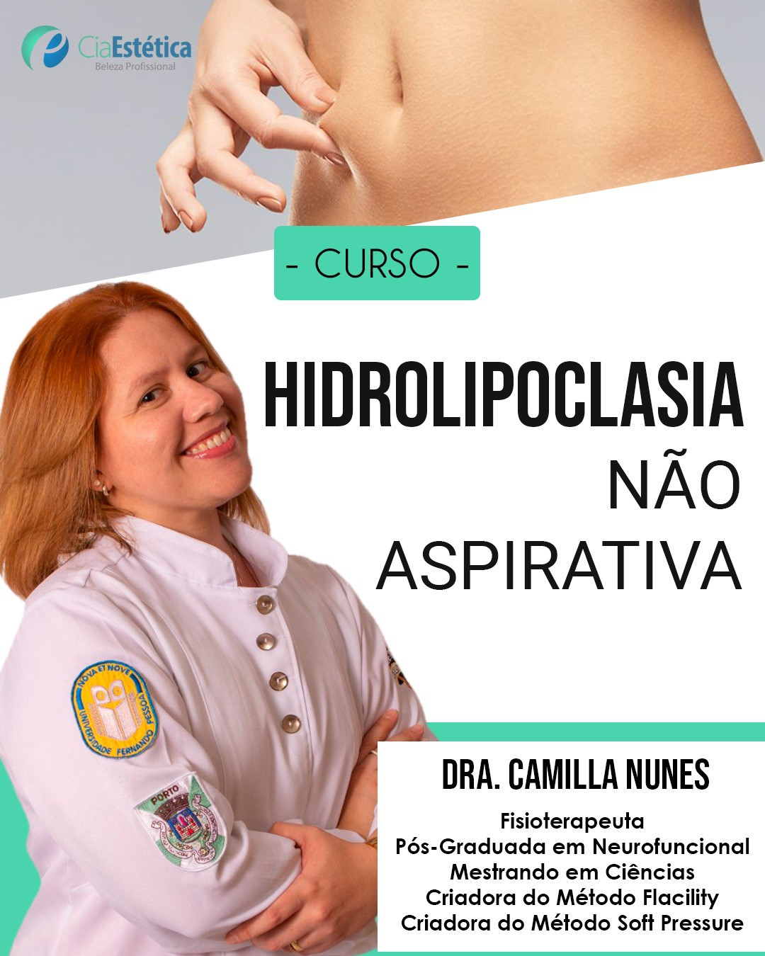 Curso Master Hidrolipoclasia não Aspirativa + Enzimas