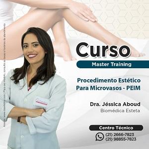 Curso Master Training PEIM - Procedimento Estético para Microvasos