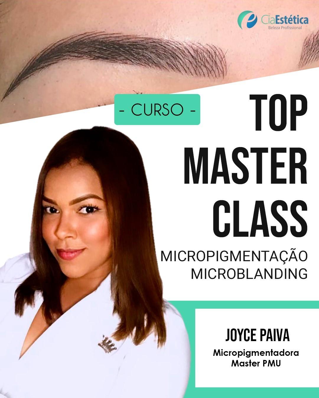 Curso de Micropigmentação + Microblanding