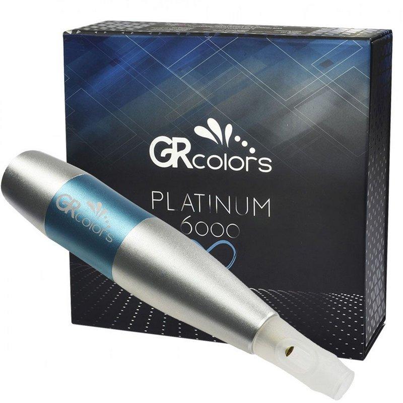 Dermógrafo Gr Pla 6000 Platinum - Gr Colors