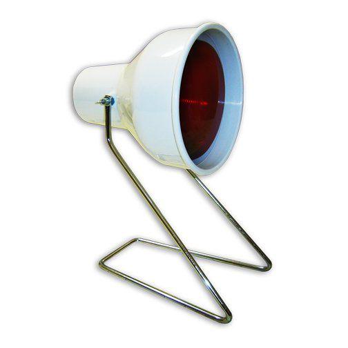 Suporte para Lâmpada Infravermelha de Mesa - Vagalumy