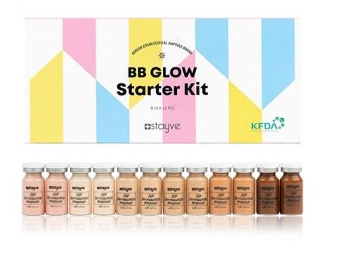 Kit BB Glow Stayve Dermawhite