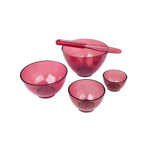 kit de Cubeta Vermelho- Gianinis