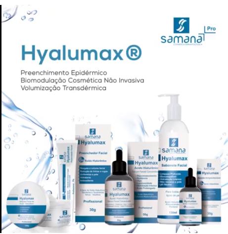 Kit Hyalumax Profissional USO PROFISSIONAL - Samana
