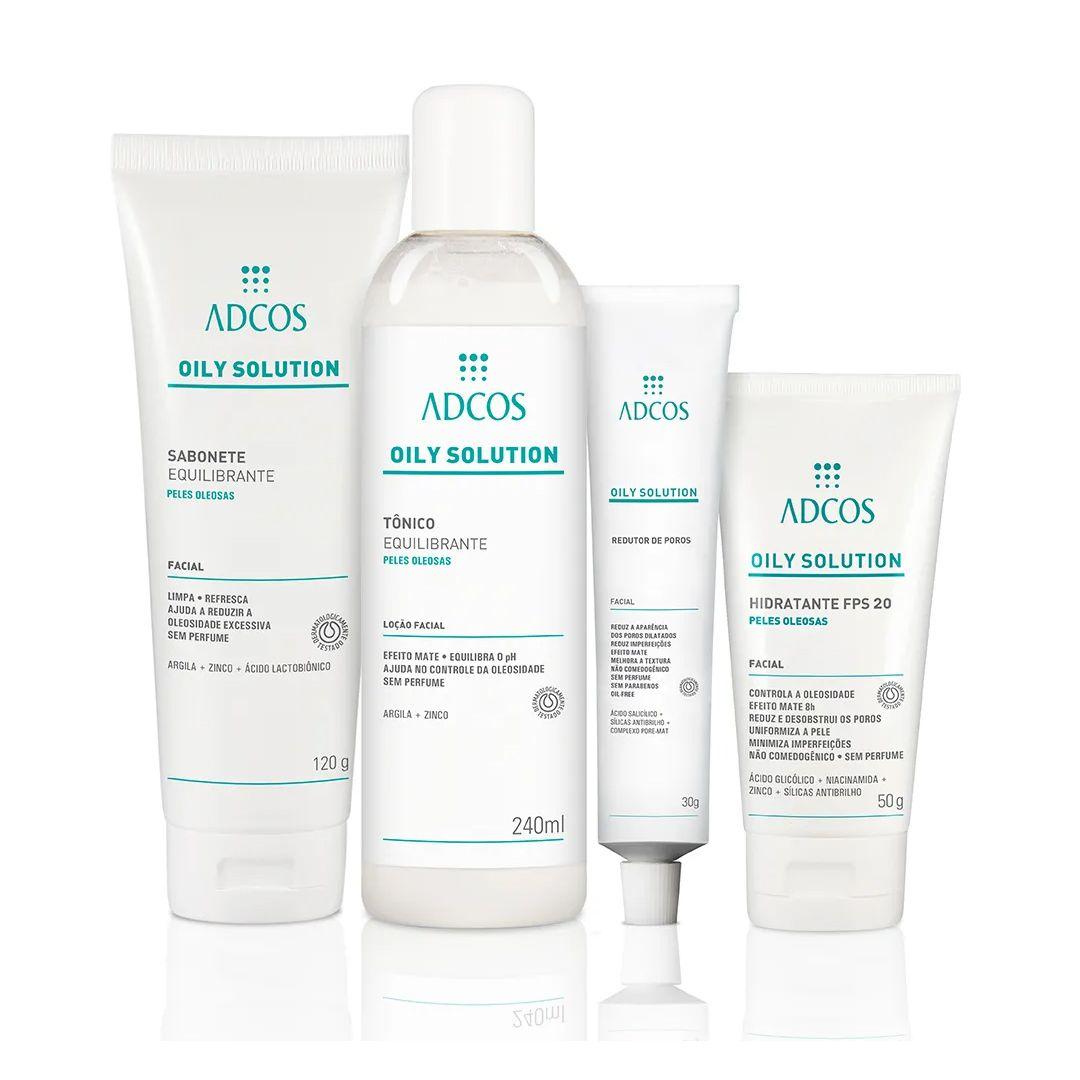 Tratamento Oily Solution - Adcos