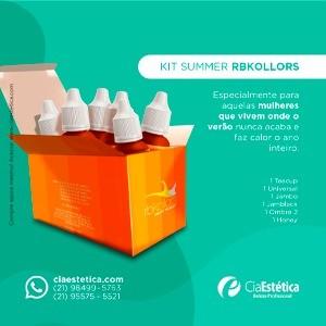 Kit Summer c/ 6 pigmentos - RB Kollors