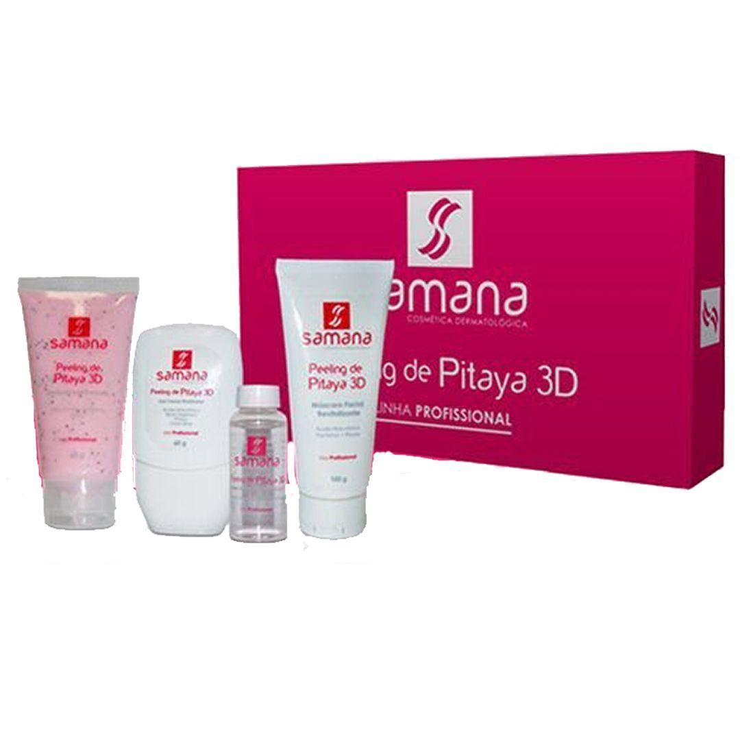 KitPeelingdePitaya3D USO PROFISSIONAL - Samana