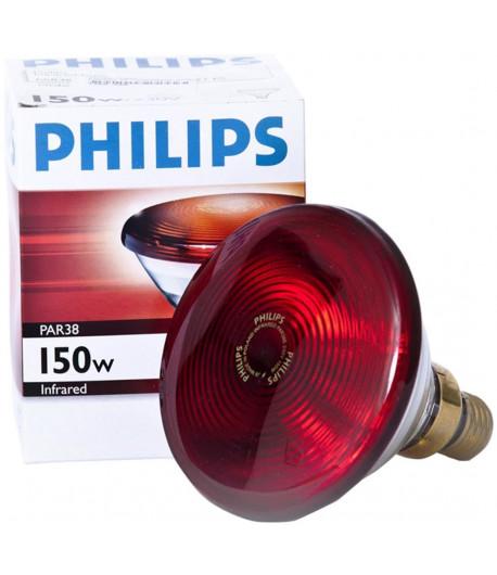 Lâmpada Infravermelho 150W - Philips
