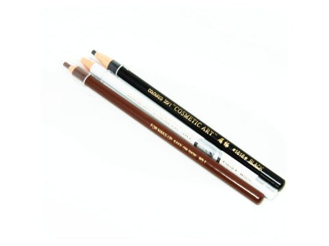 Lápis Dermatográfico Branco para marcação